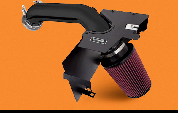 Mishimoto Performance Air Intake for 2015+ Ford Mustang EcoBoost